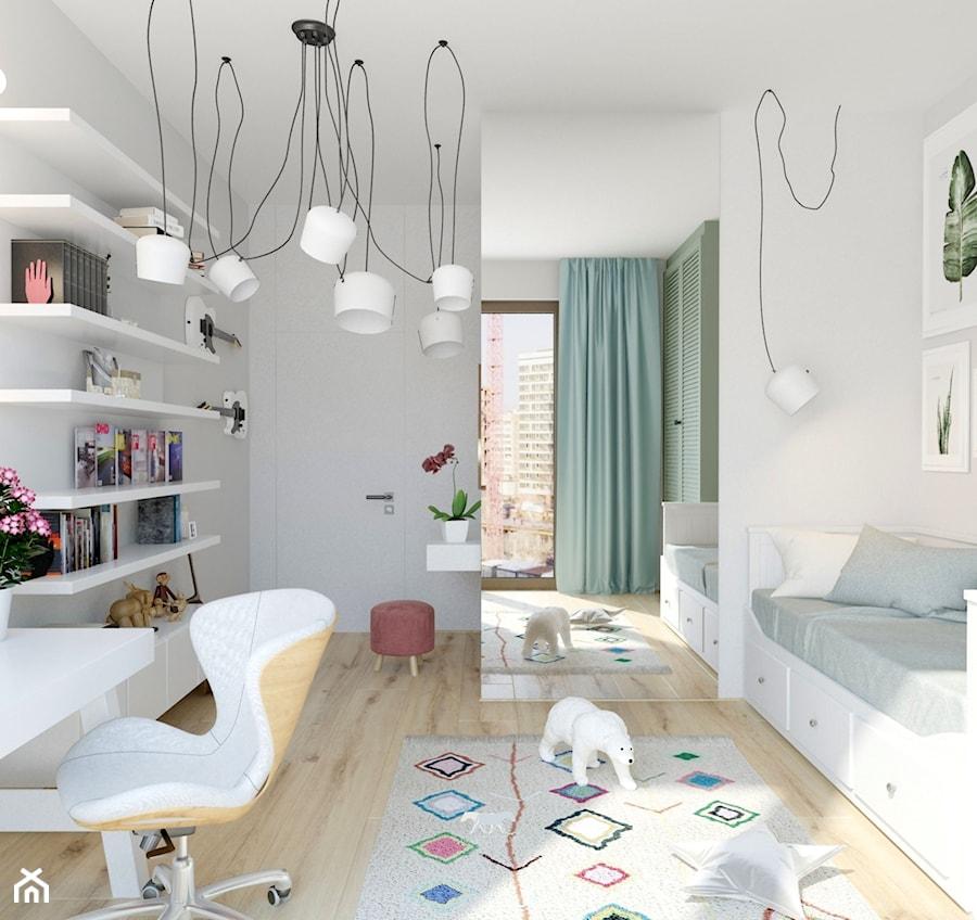M85 - Pokój dziecka, styl nowoczesny - zdjęcie od BLUETARPAN