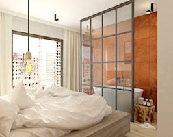 M85 - Sypialnia, styl nowoczesny - zdjęcie od BLUETARPAN - Homebook