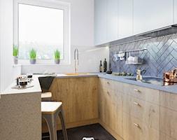 M72 - Kuchnia, styl industrialny - zdjęcie od BLUETARPAN - Homebook