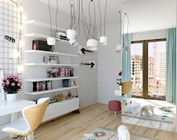 M85 - Pokój dziecka, styl nowoczesny - zdjęcie od BLUETARPAN - Homebook