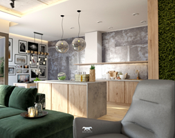 M85 - Kuchnia, styl nowoczesny - zdjęcie od BLUETARPAN - Homebook