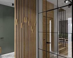 Dom pod Gdańskiem - Hol / przedpokój, styl nowoczesny - zdjęcie od emkaprojekt - Homebook