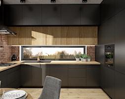Dom pod Gdańskiem - Kuchnia, styl minimalistyczny - zdjęcie od emkaprojekt - Homebook