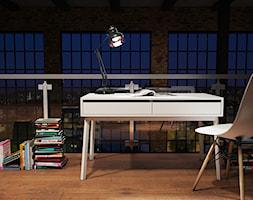 Gabinet typu loft w stylu indusrialnym - zdjęcie od Folds