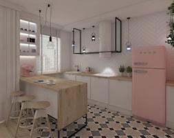 Kuchnia+-+zdj%C4%99cie+od+MJ+Design+Monika+Juszczel