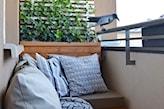 Balkon w bloku - zdjęcie od doxium - Homebook