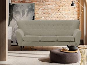 Sofa Zamba - do salonu w stylu nowoczesnym lub skandynawskim
