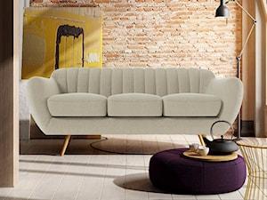 Nowoczesne sofy do minimalistycznych wnętrz