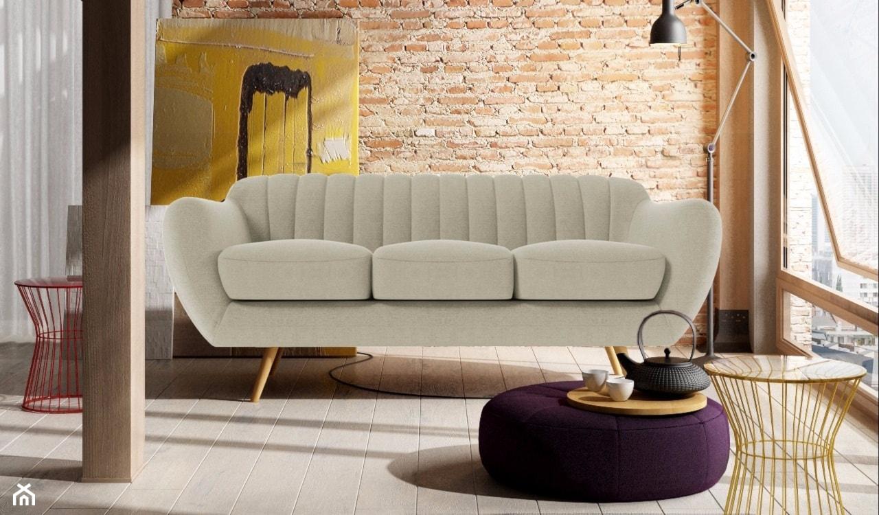 Sofa trzyosobowa Destiny - zdjęcie od slf24.pl - Homebook