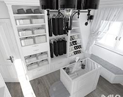 Garderoba+w+stylu+klasycznym+-+zdj%C4%99cie+od+MILO+studio