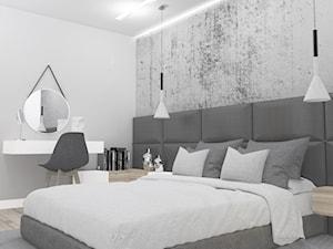 Sypialnia w szarościach II - zdjęcie od MILO studio