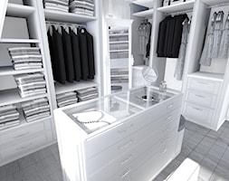 Garderoba w stylu klasycznym - zdjęcie od MILO studio