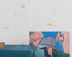 Lampa sufitowa TRISO 6 – biały Darymex - zdjęcie od Darymex - Homebook