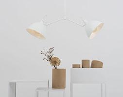 Lampa sufitowa COBEN TWO HEAD – biały Darymex - zdjęcie od Darymex - Homebook