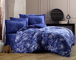 Pościel satyna bawełniana Adele Navy Blue - zdjęcie od Darymex - Homebook