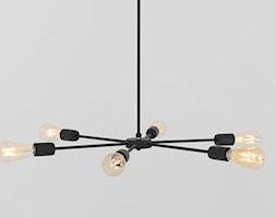Lampa sufitowa CROSER LINE – czarny Darymex - zdjęcie od Darymex - Homebook