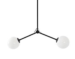 Lampa sufitowa CATKIN TWINS – czarny Darymex - zdjęcie od Darymex - Homebook