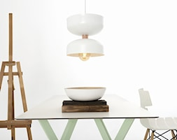 Lampa wisząca WOMAN L – biały Darymex - zdjęcie od Darymex - Homebook