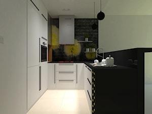 Projekt aneksu kuchennego
