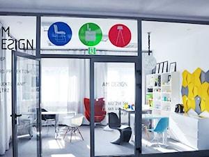 Projekt biura architektonicznego AmDesign