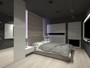 Projekt zmiany aranżacji wnętrza mieszkania w bloku z wielkiej płyty
