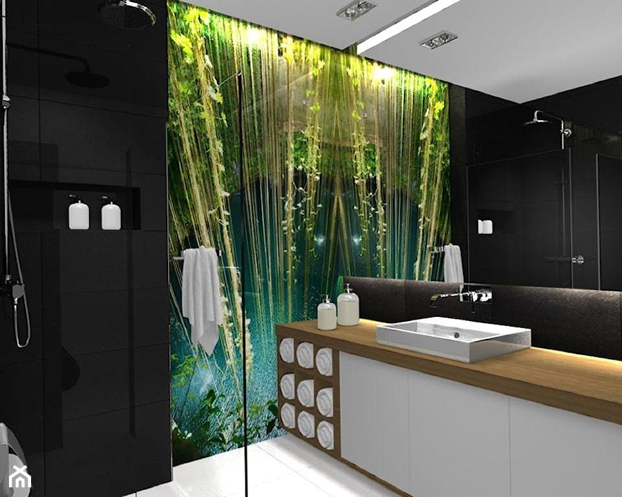 Projekt wnętrz domu jednorodzinnego w Ostrowie koło Łasku - zdjęcie od Am Design Studio projektowania wnętrz