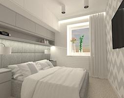 Sypialnia Tapeta W Paski Pomysły Inspiracje Z Homebook