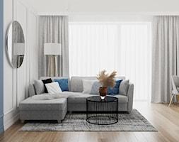 mieszkanie #22 - Salon, styl klasyczny - zdjęcie od JUST studio projektowe - Homebook