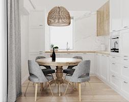 mieszkanie #22 - Kuchnia, styl klasyczny - zdjęcie od JUST studio projektowe - Homebook