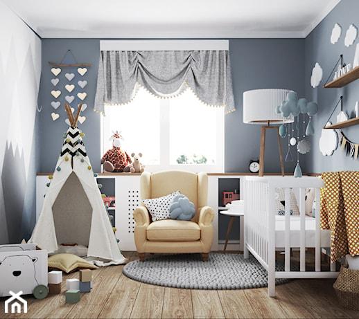 Jak pomalować pokój dziecka? 6 inspirujących pomysłów, które zachwycą malucha