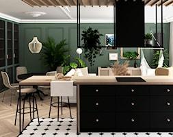 mieszkanie #21 - Kuchnia, styl eklektyczny - zdjęcie od JUST studio projektowe - Homebook