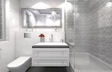 Łazienka styl Glamour - zdjęcie od Medyńscy Projektowanie