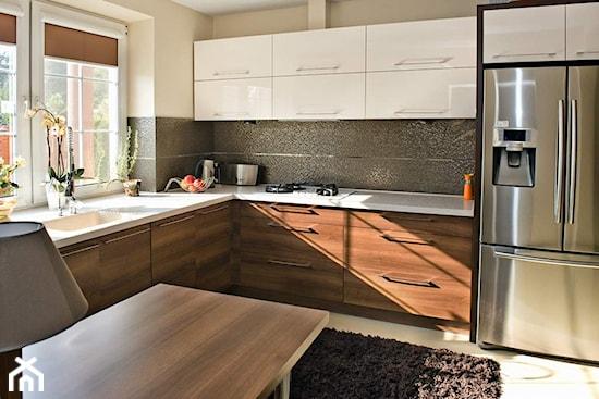 pomysly na mieszkanie  Ideabook użytkownika moira1   -> Kuchnia Z Cegiel
