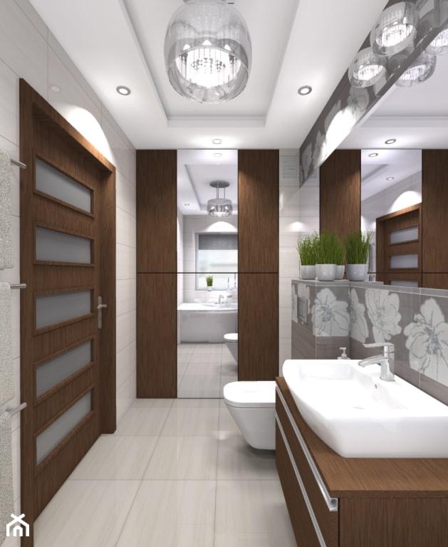 Aranżacje wnętrz - Łazienka: Segment w Warszawie - wybrane pomieszczenia - Łazienka, styl glamour - Medyńscy Projektowanie. Przeglądaj, dodawaj i zapisuj najlepsze zdjęcia, pomysły i inspiracje designerskie. W bazie mamy już prawie milion fotografii!