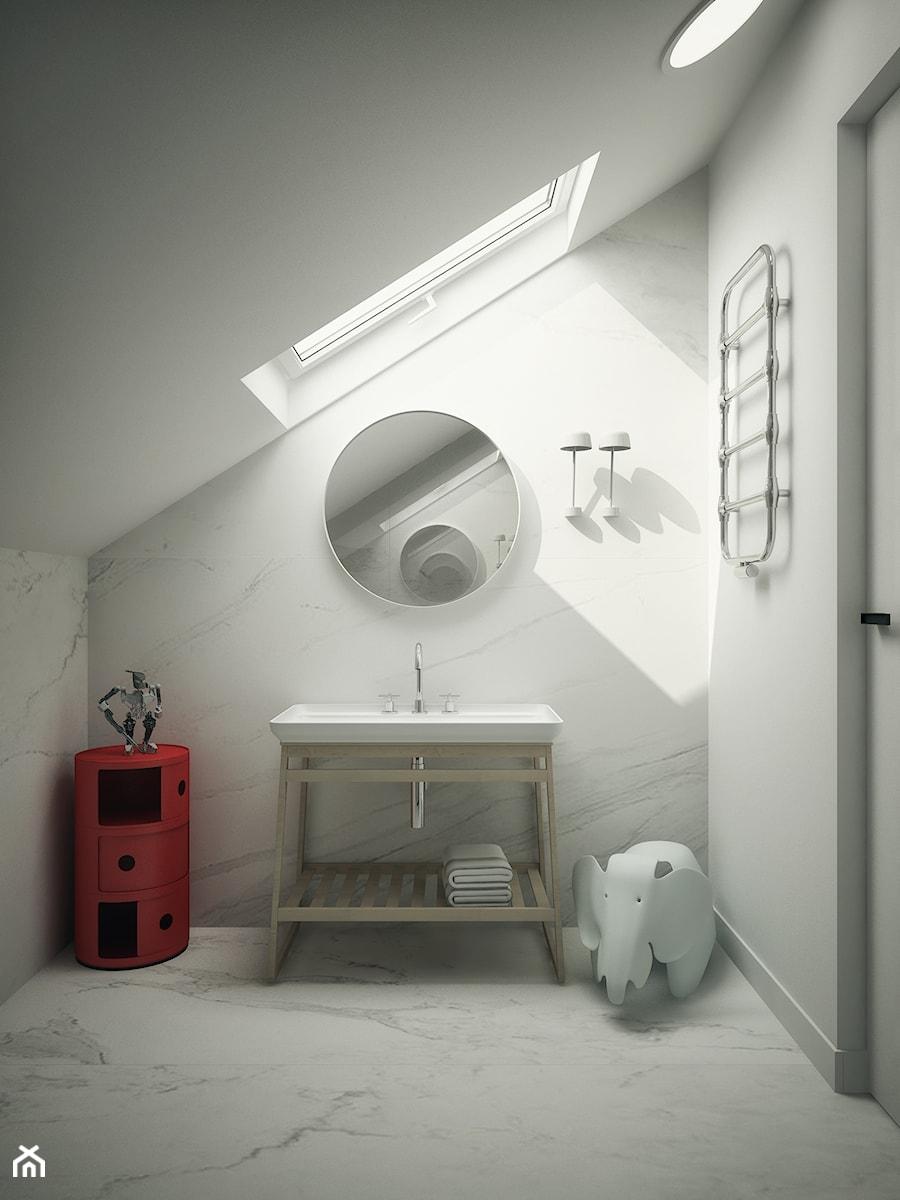 łazienka dziecięca - zdjęcie od oshi pracownia projektowa