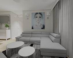 Salon+nowoczesny+-+zdj%C4%99cie+od+Bello+Arti+Agata+Michalak