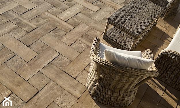 deska ogrodowa, płyty tarasowe drewnopodobne