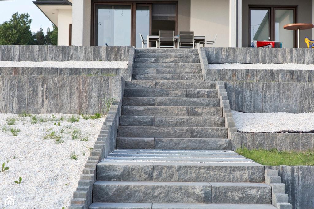 schody zewnętrzne, stopnie blokowe, stopnie schodowe, schody wejściowe do domu