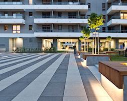 Realizacje miejskie - Wnętrza publiczne, styl nowoczesny - zdjęcie od BRUK-BET - Homebook