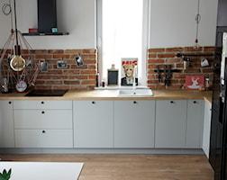 Kuchnia styl Skandynawski - zdjęcie od meblowomi