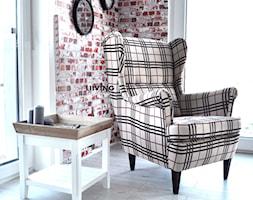 Fotele Uszak W Kratę Zdjęcie Od Liivingpl Homebook