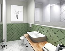 Łazienka w Prowansji - zdjęcie od TWORZYWO studio