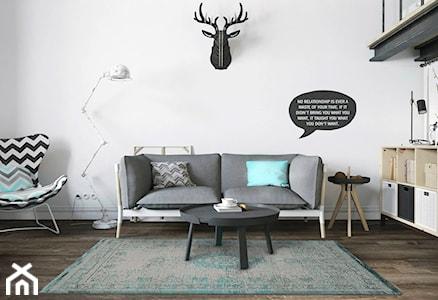 Jaki dywan wybrać do wnętrz urządzonych w stylu skandynawskim?