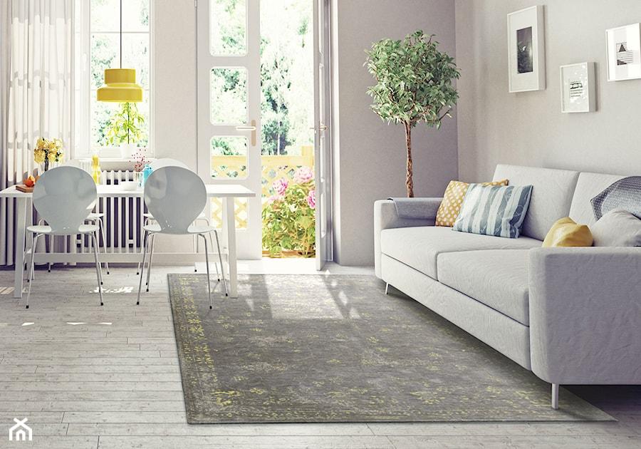 Dywany A Styl Skandynawski Salon Styl Skandynawski Zdjęcie Od
