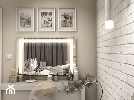 Aranżacje wnętrz - Sypialnia: Projekt Mieszkania 86m2 - Warszawa Ursynów - Sypialnia, styl nowoczesny - GoHome . Przeglądaj, dodawaj i zapisuj najlepsze zdjęcia, pomysły i inspiracje designerskie. W bazie mamy już prawie milion fotografii!