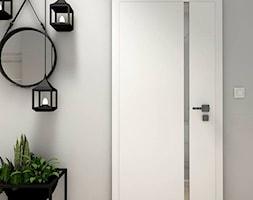 Projekt Mieszkania 62m2 - Warszawa Bemowo - Hol / przedpokój, styl nowoczesny - zdjęcie od GoHome - Homebook