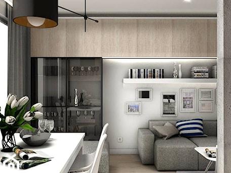 Aranżacje wnętrz - Kuchnia: Projekt Mieszkania 62m2 - Warszawa Bemowo - Kuchnia, styl nowoczesny - GoHome . Przeglądaj, dodawaj i zapisuj najlepsze zdjęcia, pomysły i inspiracje designerskie. W bazie mamy już prawie milion fotografii!