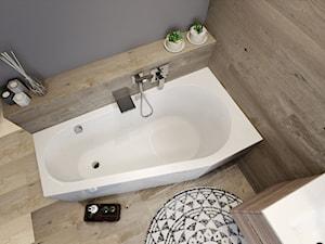 Nowoczesna łazienka – jaką wannę wybrać? Przegląd modeli