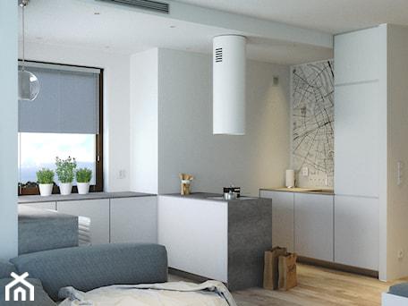 Mieszkanie z gabinetem - zdjęcie od Seryjny Projektant