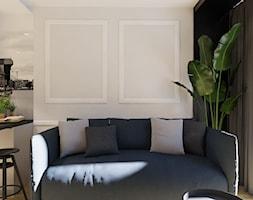 Salon z aneksem kuchennym - zdjęcie od jaminska.pl - Homebook